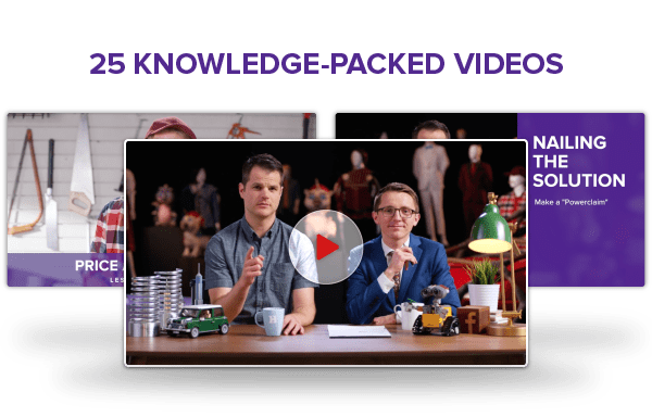 25 Knowledge-Packed Videos